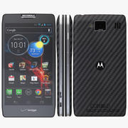 Motorola DROID RAZR MAXX HD 3d model