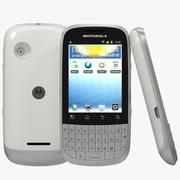 Motorola Fire White 3d model