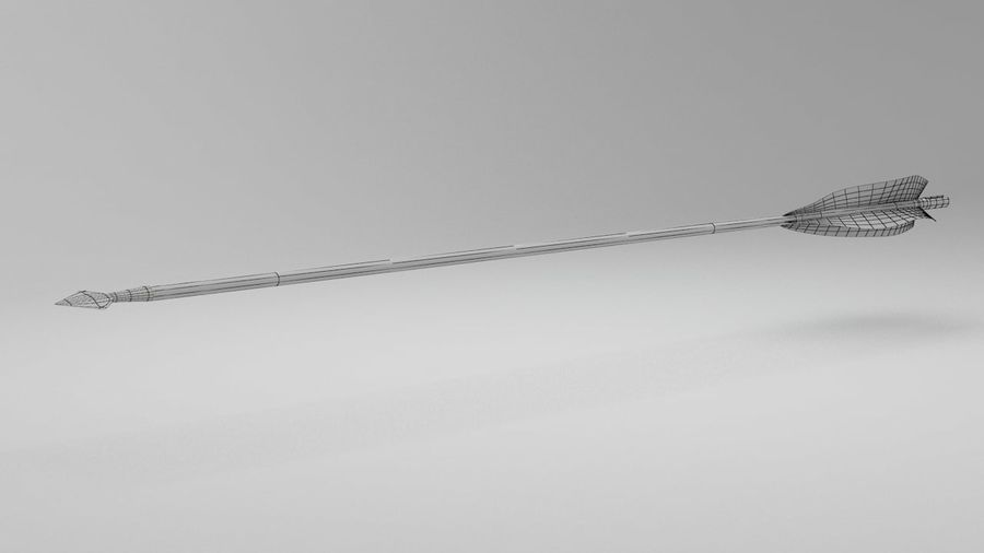 Setas; flechas royalty-free 3d model - Preview no. 7