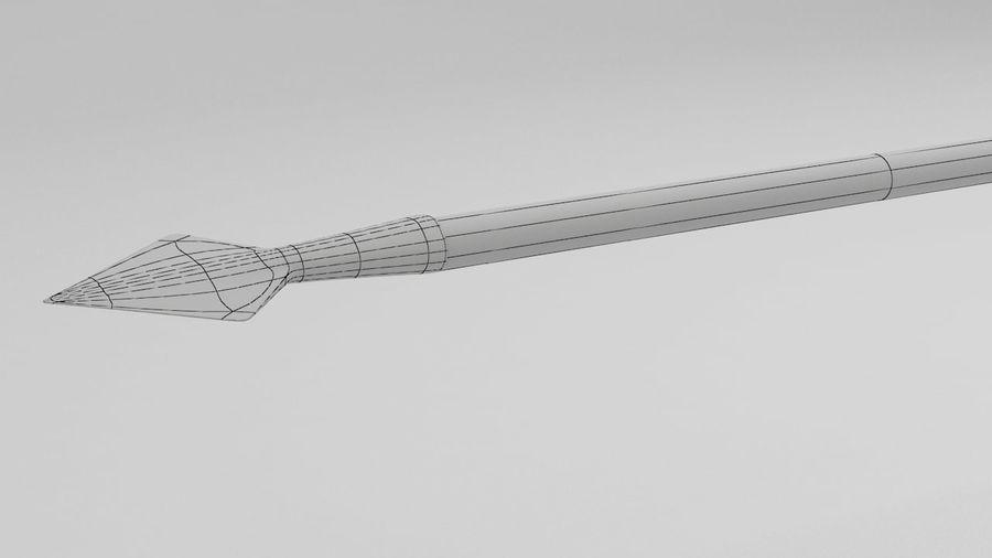 Setas; flechas royalty-free 3d model - Preview no. 3