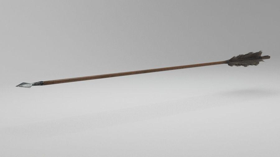 Setas; flechas royalty-free 3d model - Preview no. 4