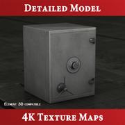 Safe Storage 3d model