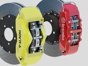 Brembo & MOV´IT Brakes 3d model