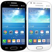 Samsung Galaxy S Duos 2 & Trend Plus Black And White 3d model