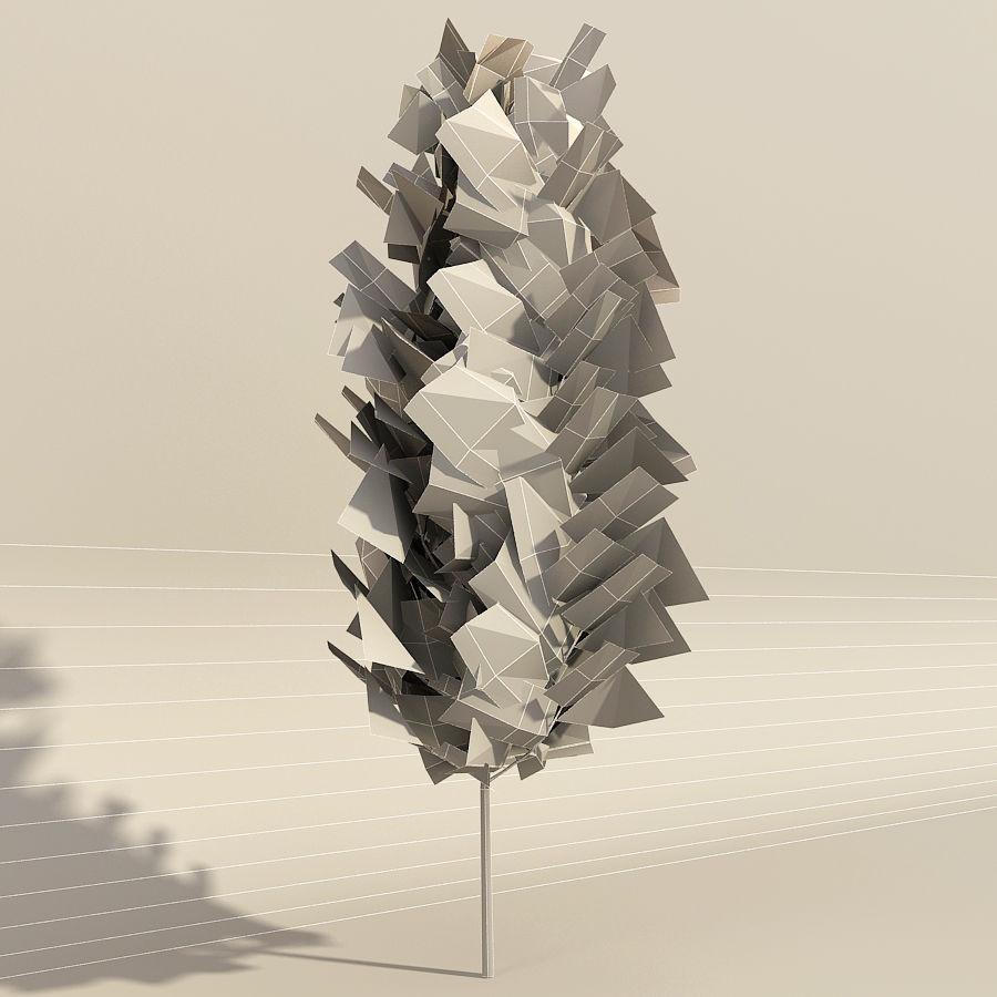 树森林 royalty-free 3d model - Preview no. 17