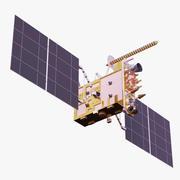 Спутник Глонасс-К 3d model