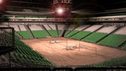 Volleyball Stadium / Arena 3d model
