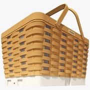 Longaberger Basket Headquarters 3d model