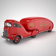 30 'Streamlinerトラック 3d model