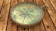 Moral Compass 3d model