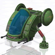 Battle Bug 3d model