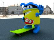 play-doh 3d model