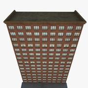 Background house 3 3d model