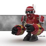 ArnieBot (잘난 척) 3d model