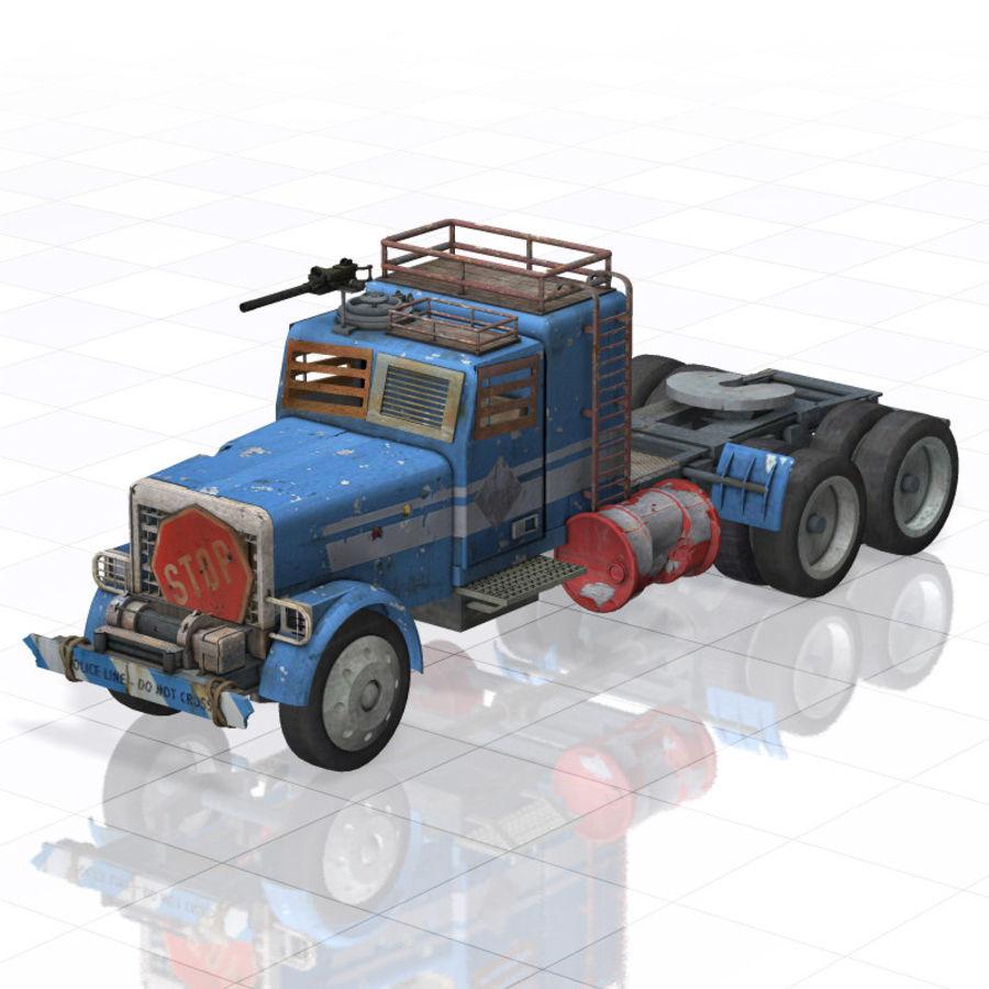 Hells Hauler (Poser/ Vue) royalty-free 3d model - Preview no. 1