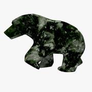 Walking Bear 3d model