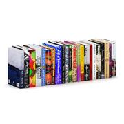 소설 책 3 3d model