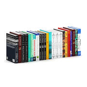 Guide Books 1 3d model