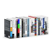 Arkitektur och designböcker 1 3d model