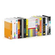 Architecture and Design Books 3 3d model