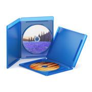 Otwórz obudowy Blu-Ray 3d model