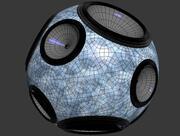 Musik_Ball 3d model