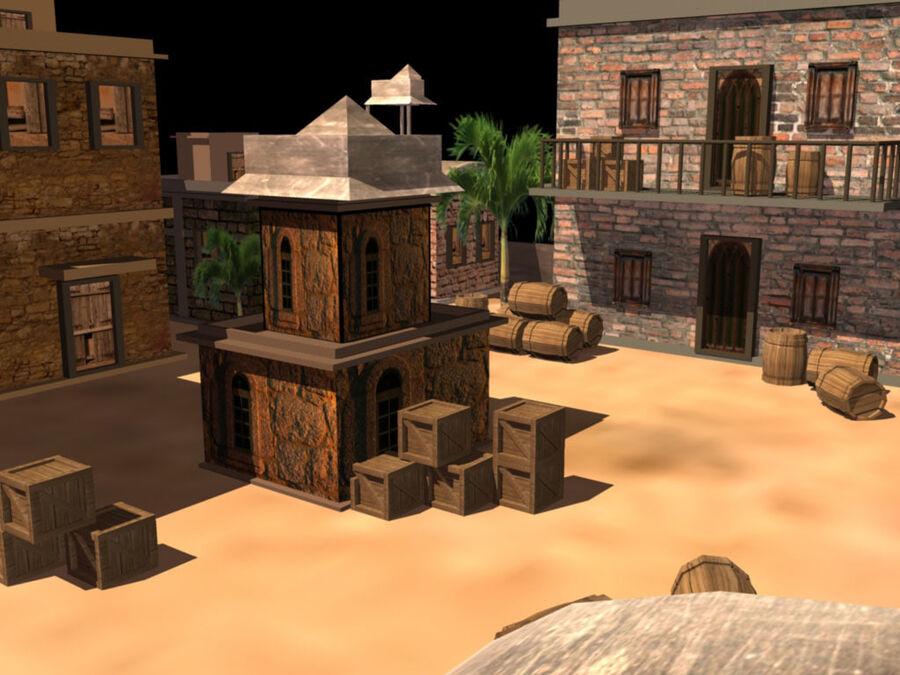 ambiente di gioco royalty-free 3d model - Preview no. 2