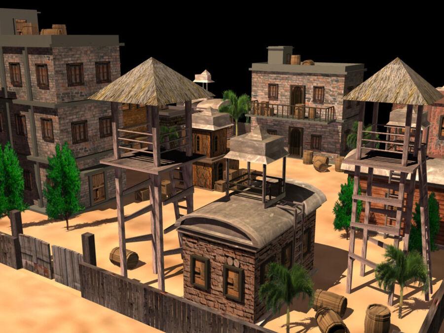 ambiente di gioco royalty-free 3d model - Preview no. 1