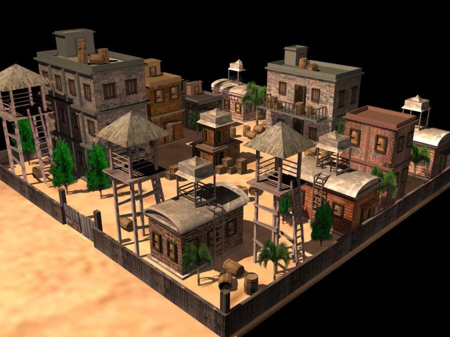 ambiente di gioco royalty-free 3d model - Preview no. 5