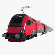 Railjet 3d model