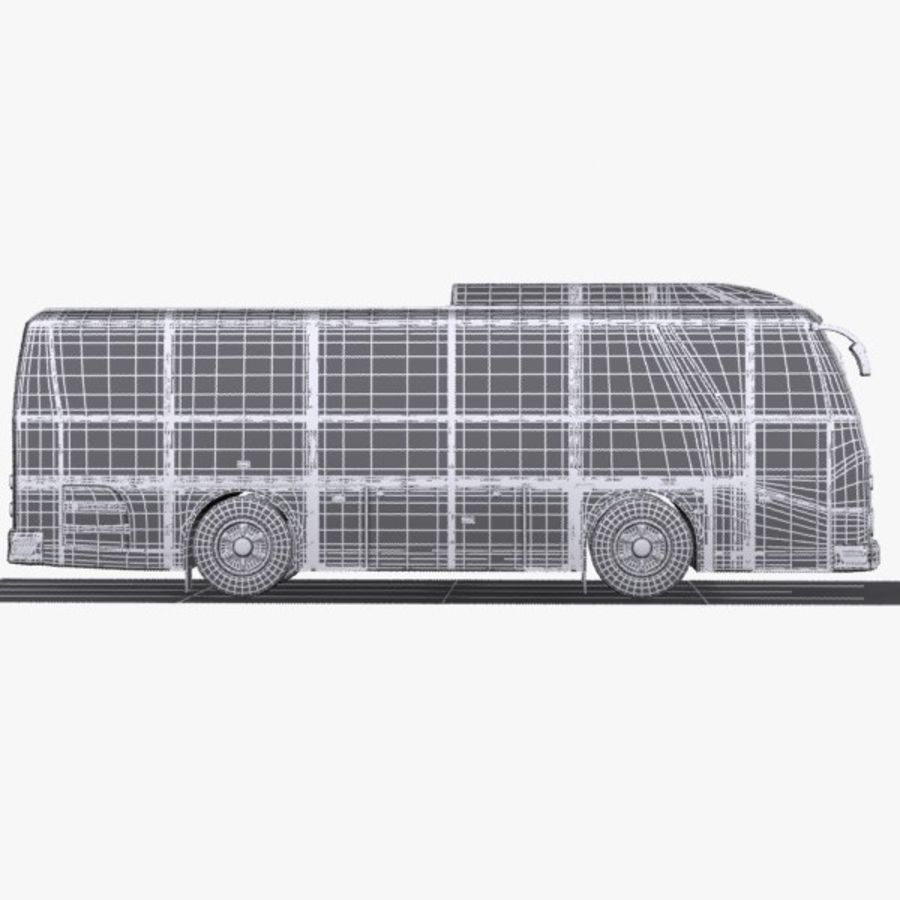 Bus royalty-free 3d model - Preview no. 10
