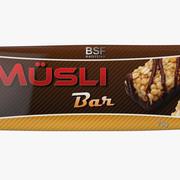 Musli bar 3d model