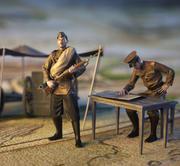 兵士WW1 3d model