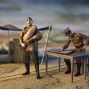 Soldiers WW1 3d model