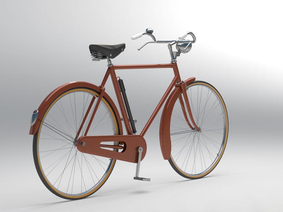 Bisiklet royalty-free 3d model - Preview no. 3
