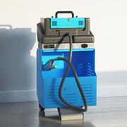 Emisyon Test Cihazı 3d model