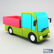卡车v 1 3d model