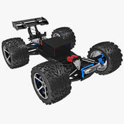 Radio Control Car Transmission 3d model