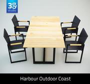 Harbour Outdoor Coast 3d model