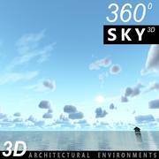 Sky 3D Day 071 3d model