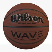 Basketball Wilson Wave 3d model