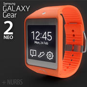 Samsung Galaxy Gear 2 NEO 3d model