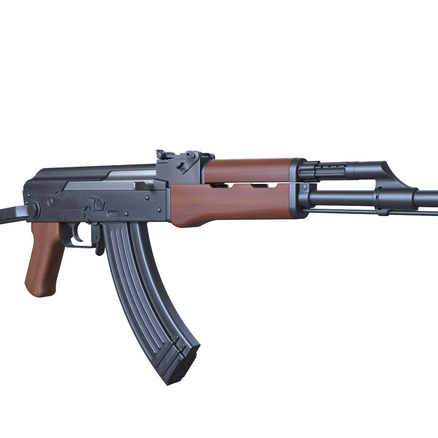 Tipo 56-1 rifle de asalto royalty-free modelo 3d - Preview no. 4