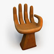 Handstol 3d model