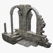 Ruin E 3d model