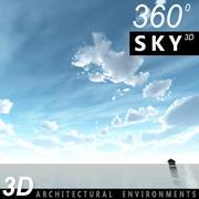 Sky 3D Day 060 3d model