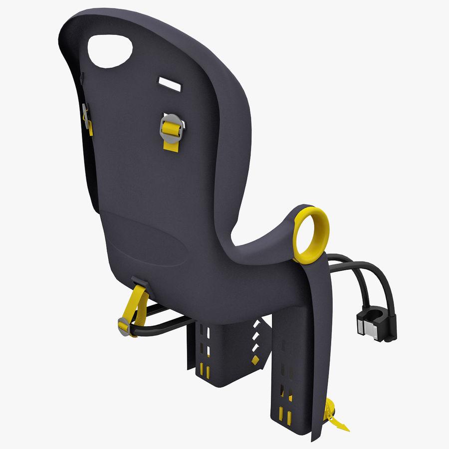 Bike Child Seat 3D Model $39 - .max .obj .lwo .3ds .c4d ...