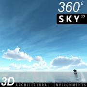 Sky 3D Day 064 3d model