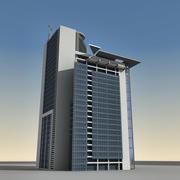Modern Building 006 3d model