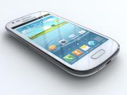 Samsung I8200 Galaxy S III мини VE 3d model